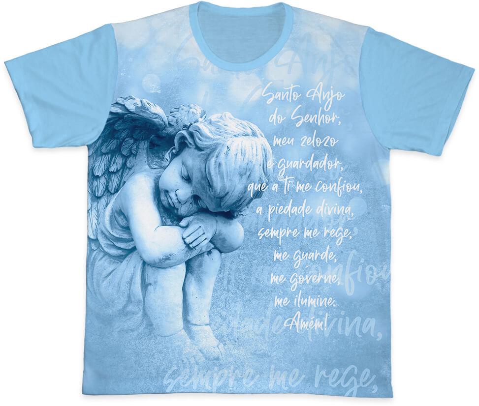 Camiseta Ref. 0174 - Santo Anjo do Senhor