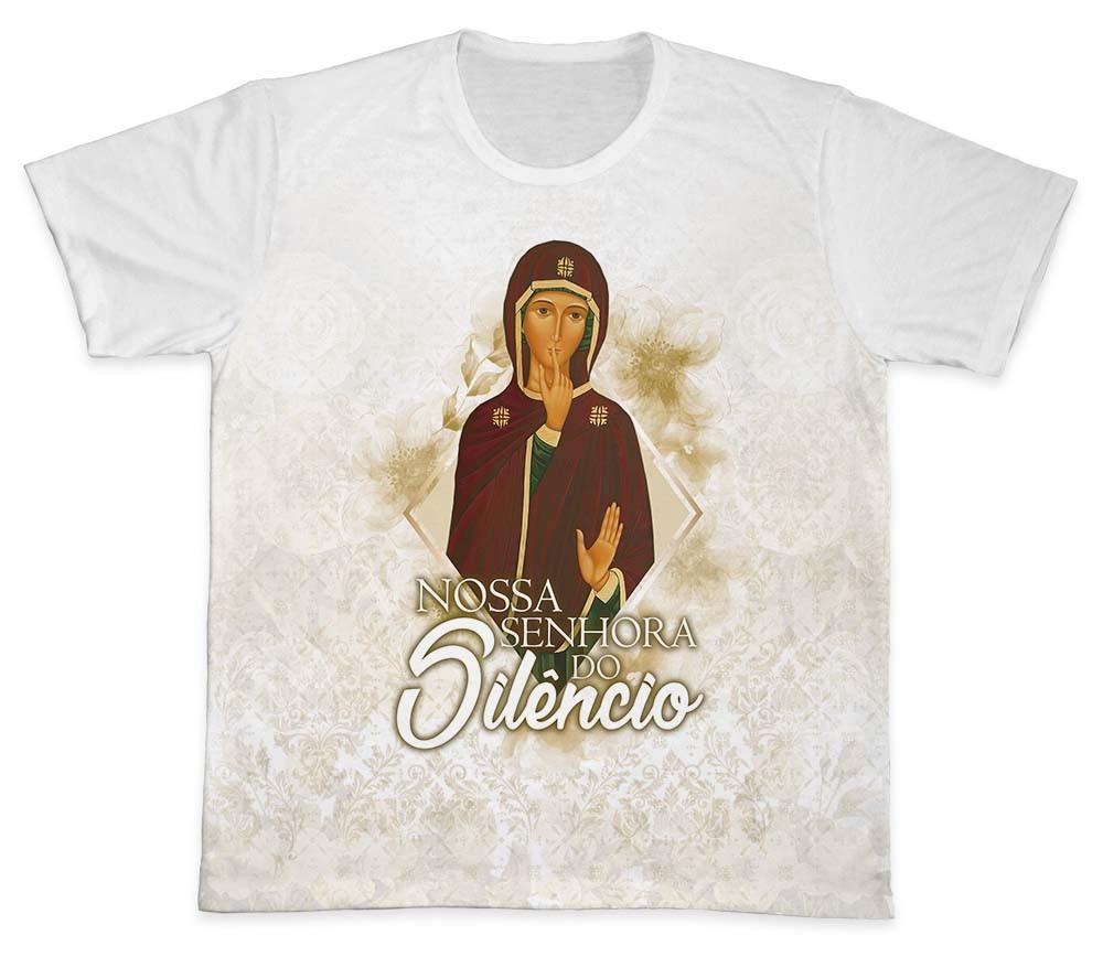 Camiseta Ref. 0183 - Nossa Senhora do Silêncio