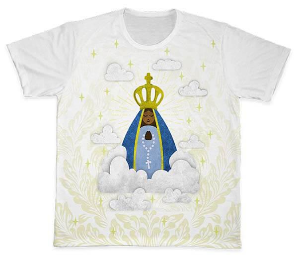 Camiseta Ref. 0184 - Nossa Senhora Aparecida
