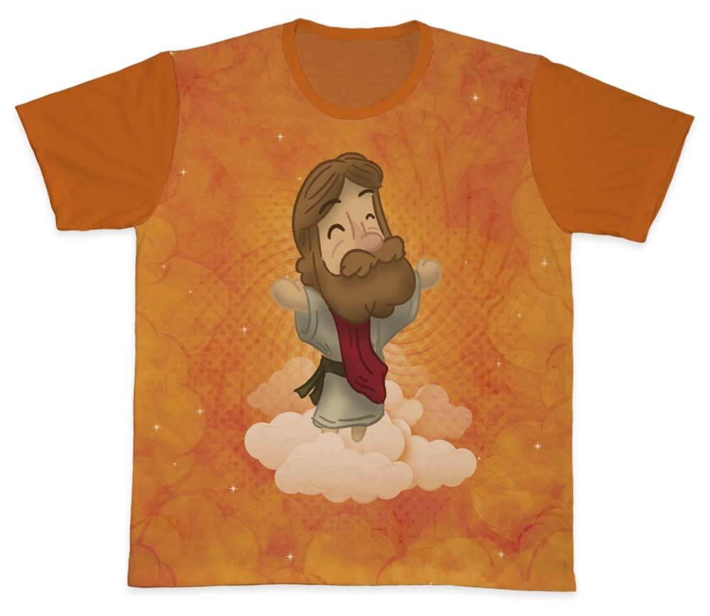 Camiseta Ref. 0187 - Jesus