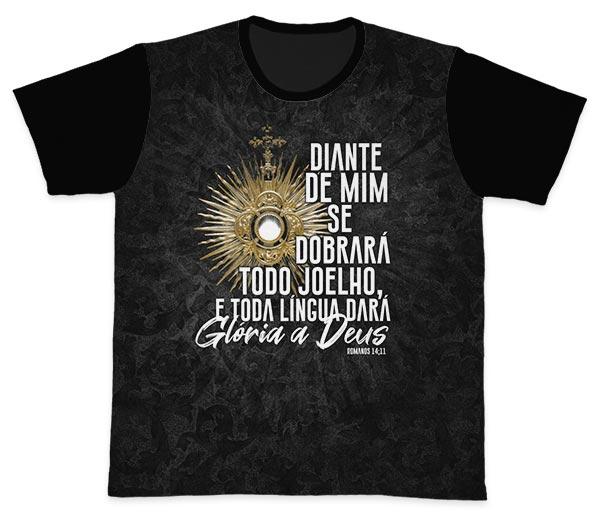 Camiseta Ref. 0190 - Diante de Mim