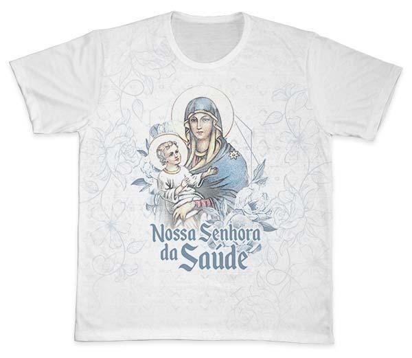 Camiseta Ref. 0200 - Nossa Senhora da Saúde