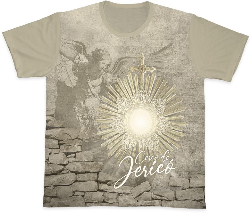 Camiseta Ref. 0226 - Cerco de Jericó