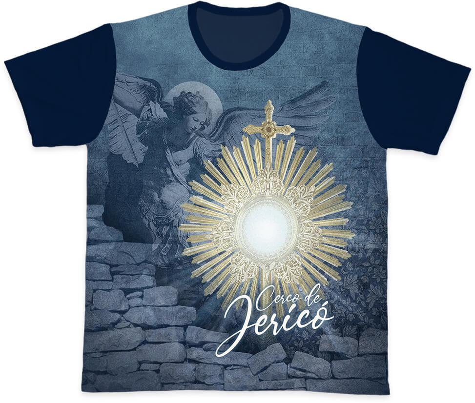 Camiseta Ref. 0228 - Cerco de Jericó