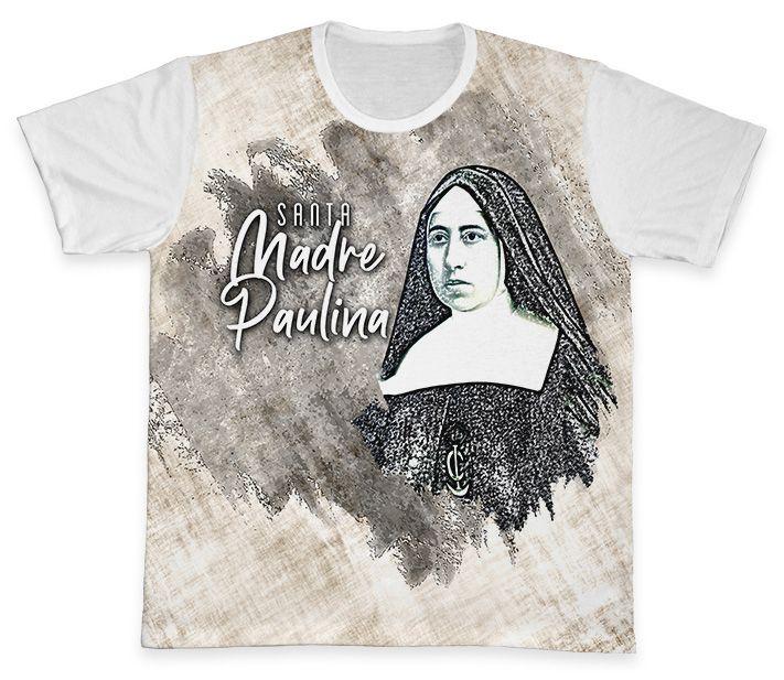 Camiseta Ref. 0233 - Santa Madre Paulina