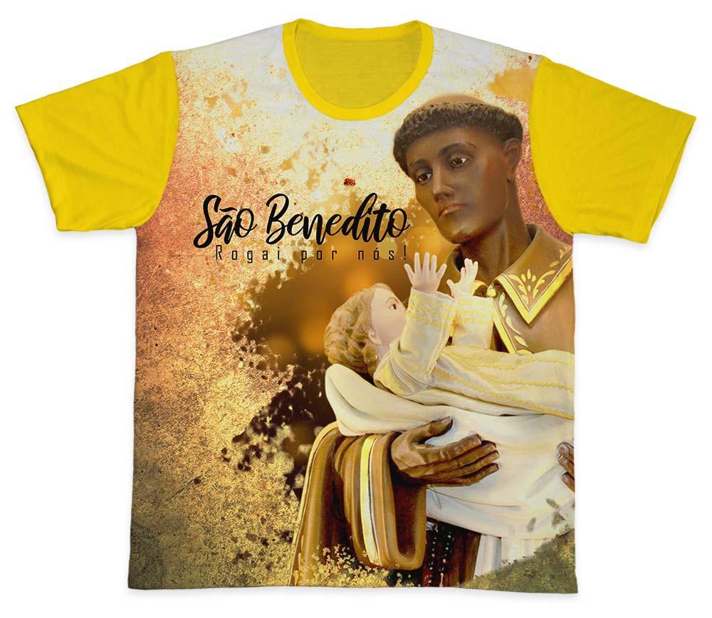 Camiseta Ref. 0235 - São Benedito