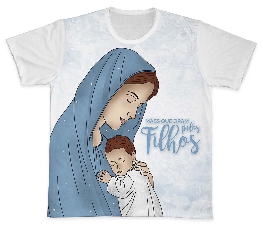 Camiseta Ref. 0240 - Mães que oram pelos filhos
