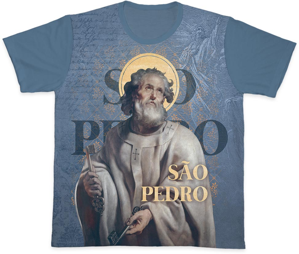 Camiseta Ref. 0245 - São Pedro
