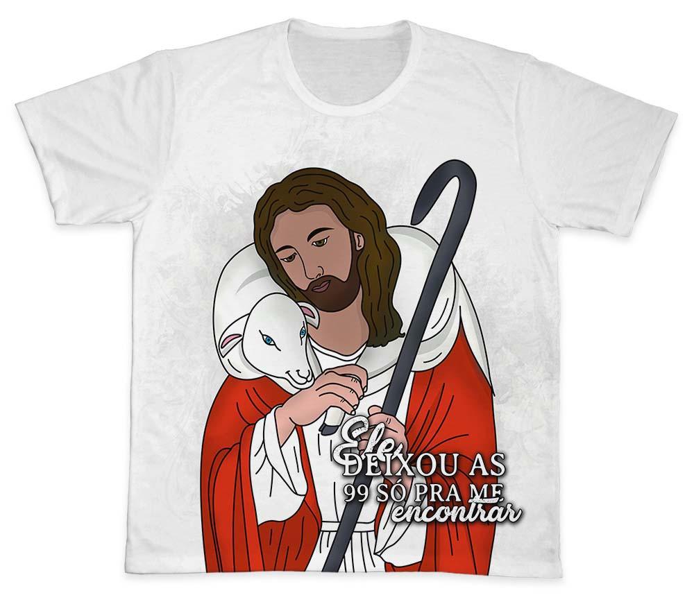 Camiseta Ref. 0248 - Bom Pastor