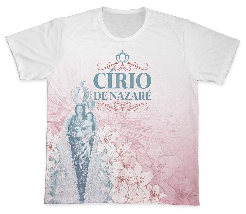 Camiseta Ref. 0249 - Círio de Nazaré  - Camisetas Sabatini