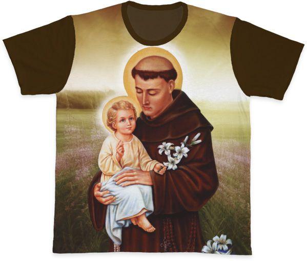 Camiseta Ref. 0251 - Santo Antônio