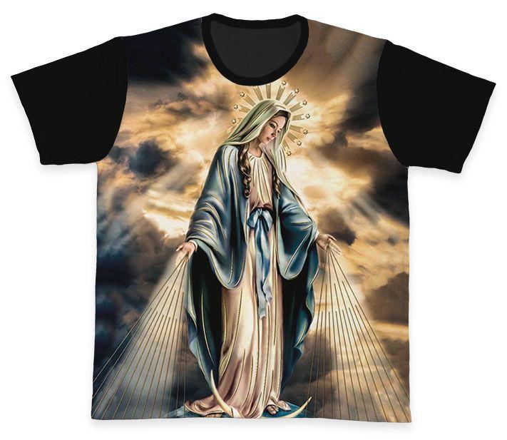 Camiseta Ref. 0254 - Nossa Senhora Das Graças