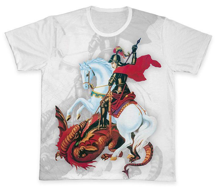 Camiseta Ref. 0265 - São Jorge