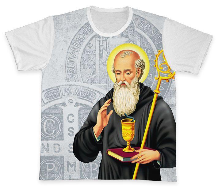 Camiseta REF.0272 - São Bento  - Camisetas Sabatini
