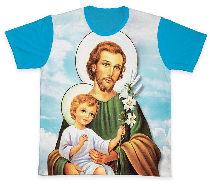 Camiseta REF.0288 - São José  - Camisetas Sabatini