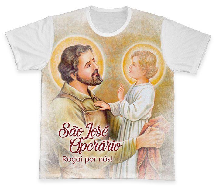Camiseta REF.0290 - São José Operário  - Camisetas Sabatini