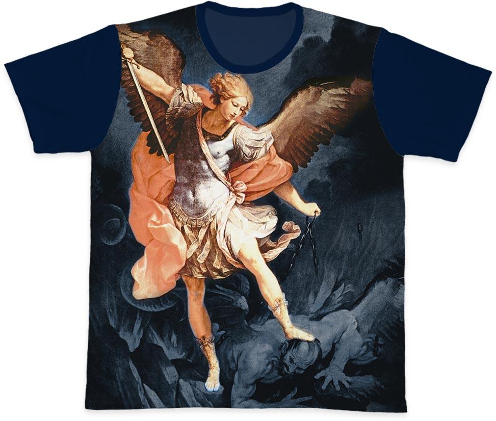 Camiseta Ref. 0291 - São Miguel Arcanjo