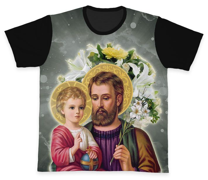 Camiseta REF.0314 - São José  - Camisetas Sabatini