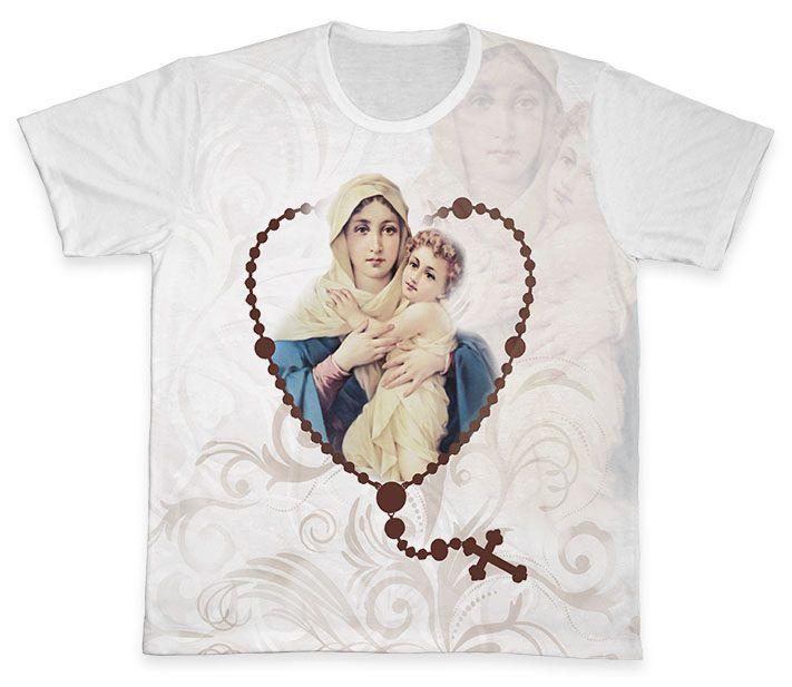 Camiseta Ref. 0318 - Mãe Rainha
