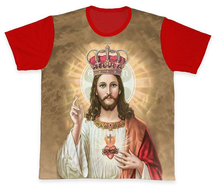 Camiseta Ref. 0331 - Cristo Rei