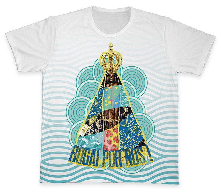 Camiseta Ref. 0339 - Nossa Senhora Aparecida