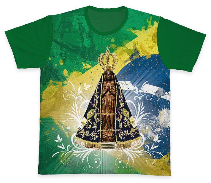 Camiseta Ref. 0346 - Nossa Senhora Aparecida