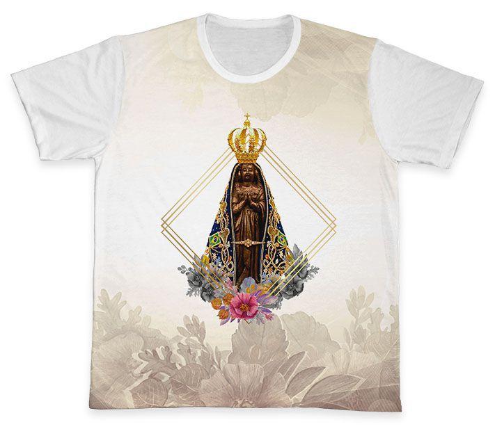 Camiseta Ref. 0347 - Nossa Senhora Aparecida