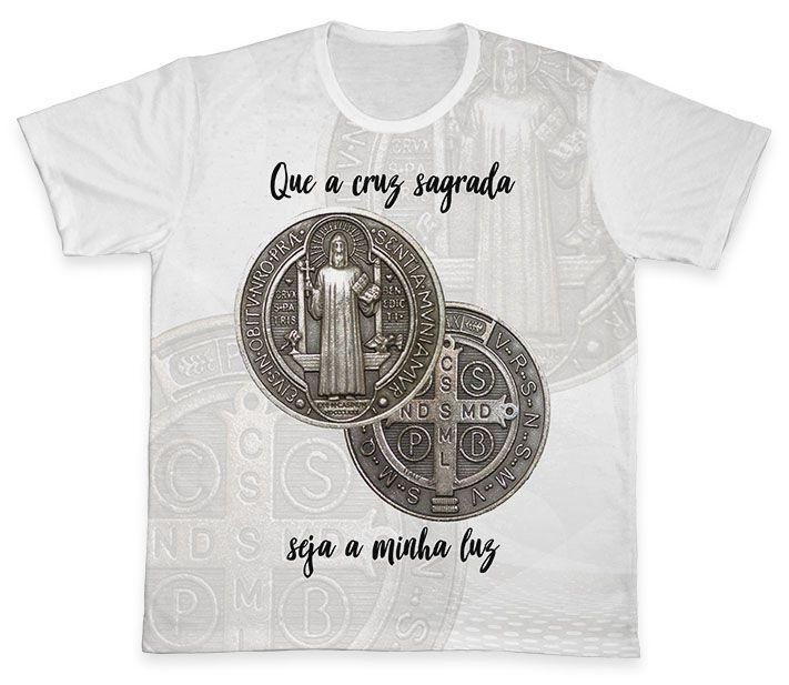 Camiseta REF.0357 - A Cruz Sagrada  - Camisetas Sabatini
