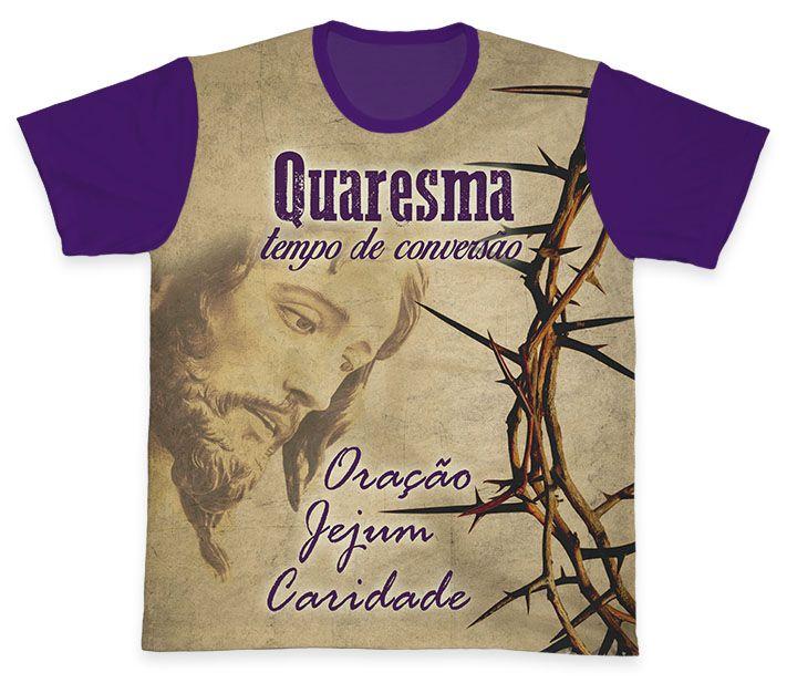 Camiseta REF.0364 - Quaresma  - Camisetas Sabatini