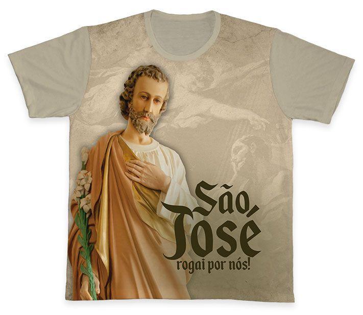 Camiseta REF.0366 - São José  - Camisetas Sabatini