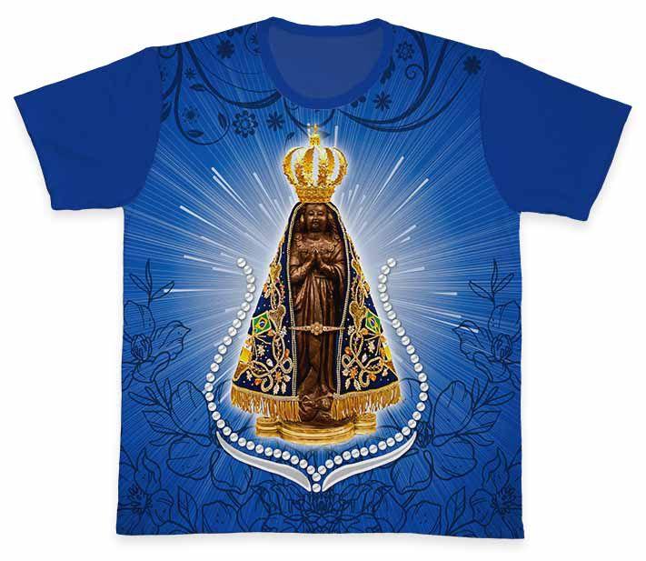 Camiseta Ref. 0384 - Nossa Senhora Aparecida