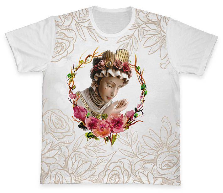 Camiseta Ref. 0387 - Nossa Senhora de La Salette