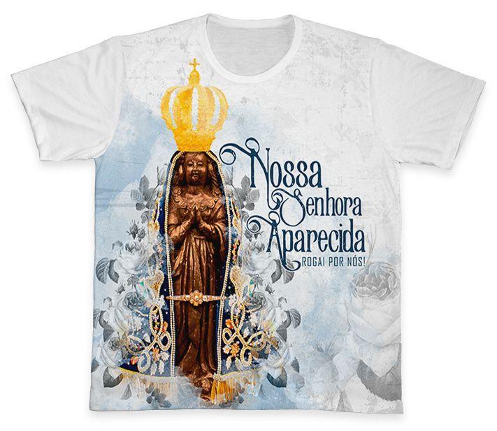 Camiseta Ref. 0396 - Nossa Senhora Aparecida