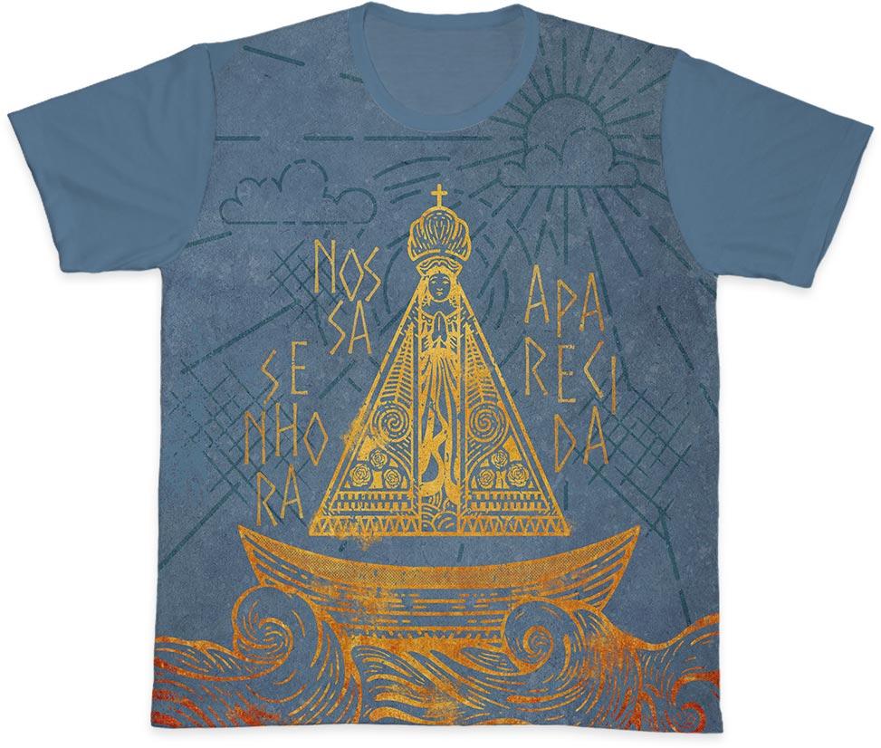 Camiseta Ref. 0397 - Nossa Senhora Aparecida