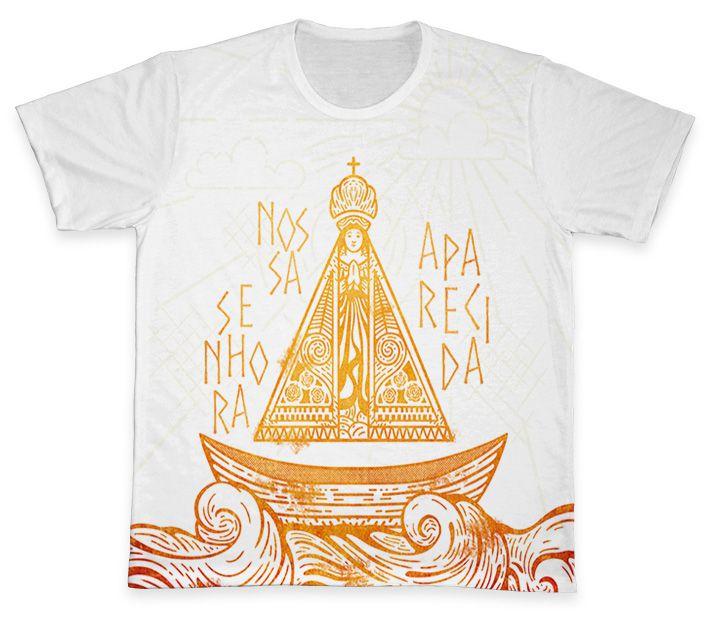 Camiseta Ref. 0398 - Nossa Senhora Aparecida