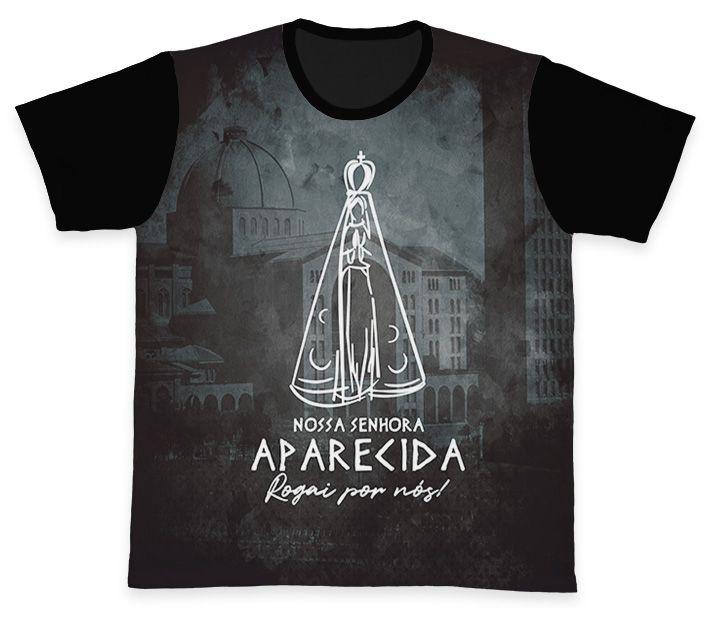 Camiseta Ref. 0399 - Nossa Senhora Aparecida
