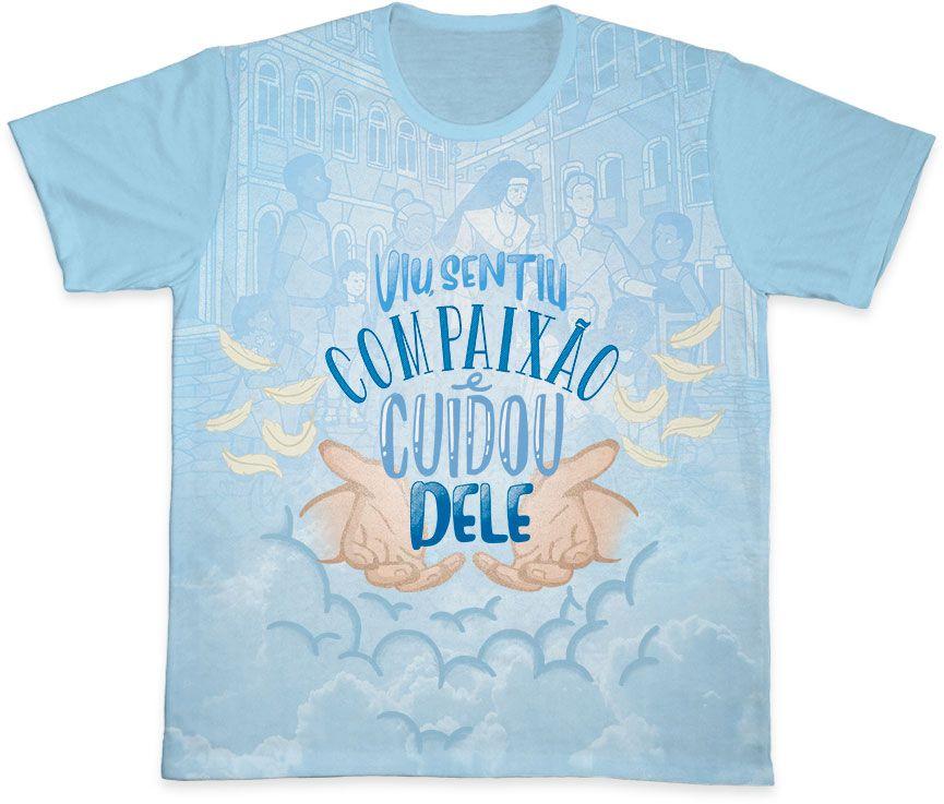 Camiseta Ref. 0401 - Campanha da Fraternidade 2020