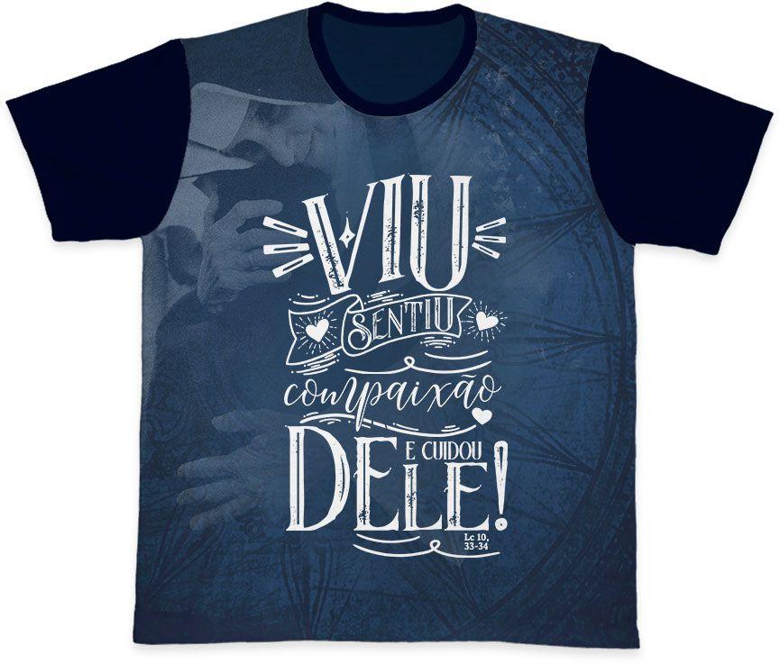 Camiseta REF.0403 - Campanha da Fraternidade 2020  - Camisetas Sabatini