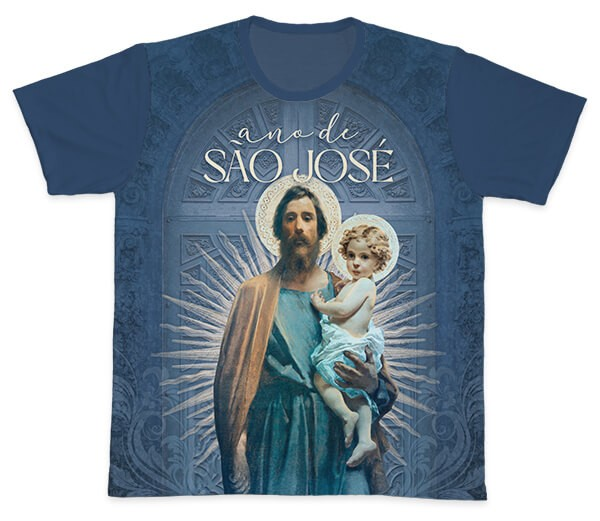 Camiseta Ref. 0413 - Ano de São José