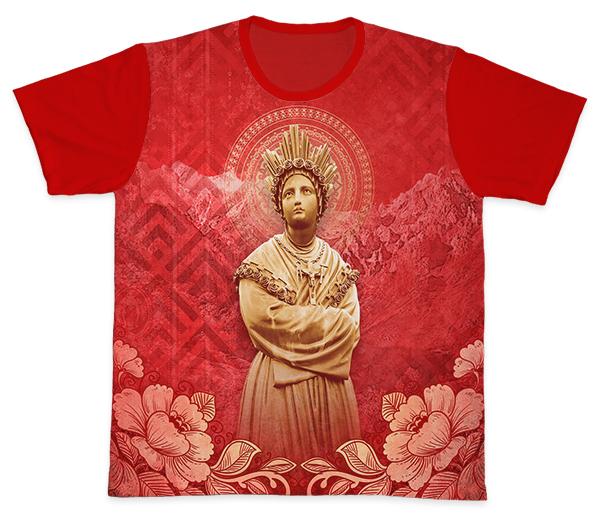 Camiseta Ref. 0417 - Nossa Senhora da Salette