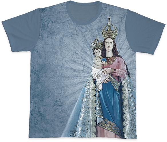 Camiseta Ref. 0419 - Nossa Senhora de Nazaré