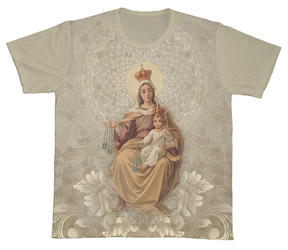 Camiseta Ref. 0420 - Nossa Senhora do Carmo