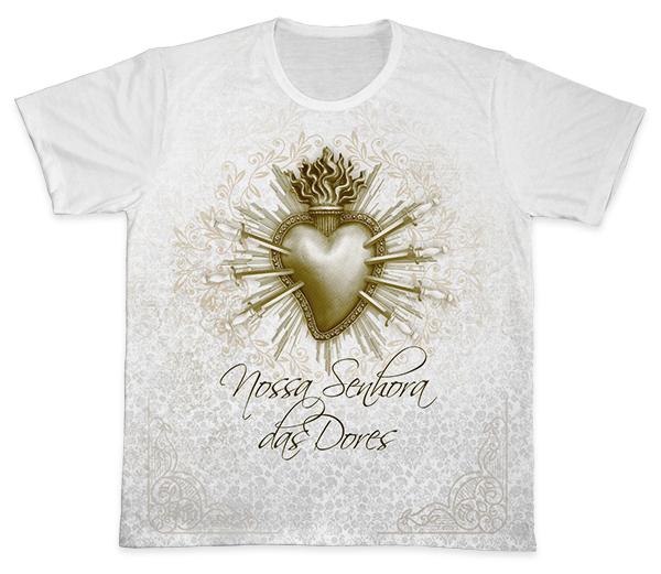 Camiseta Ref. 0423 - Nossa Senhora das Dores