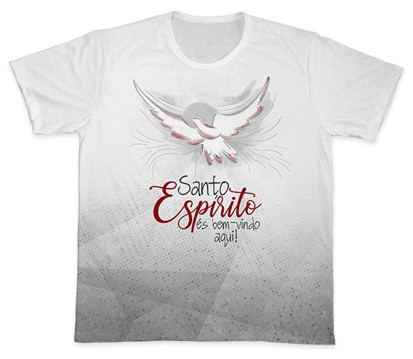Camiseta Ref. 0428 - Santo Espírito