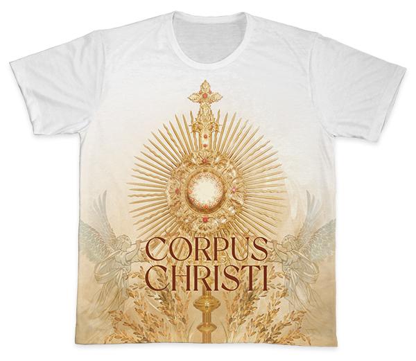 Camiseta Ref. 0429 - Corpus Christi