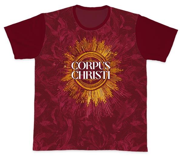Camiseta Ref. 0431 - Corpus Christi