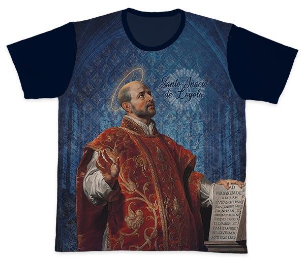 Camiseta Ref. 0443 - Santo Inácio de Loyola