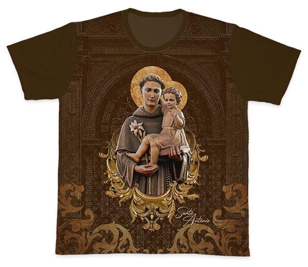 Camiseta Ref. 0471 - Santo Antônio