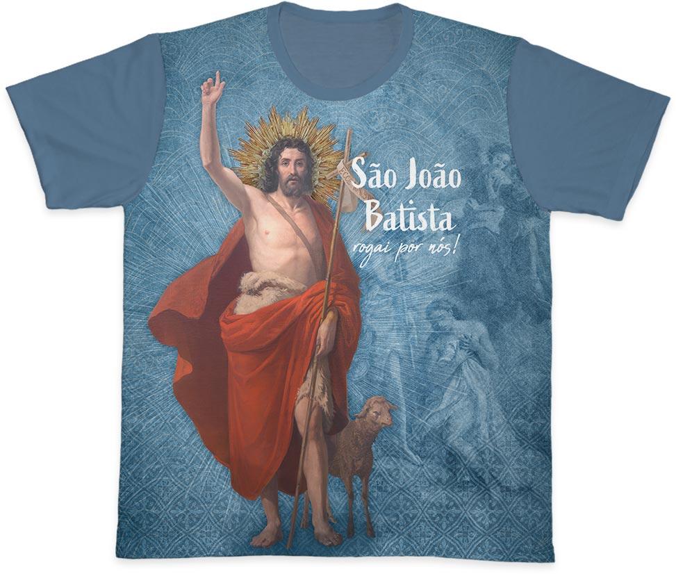 Camiseta Ref. 0472 - São João Batista