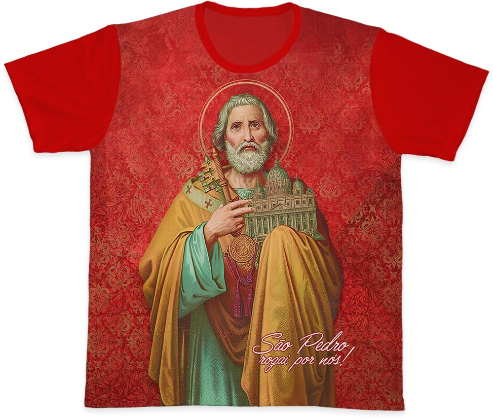 Camiseta Ref. 0474 - São Pedro